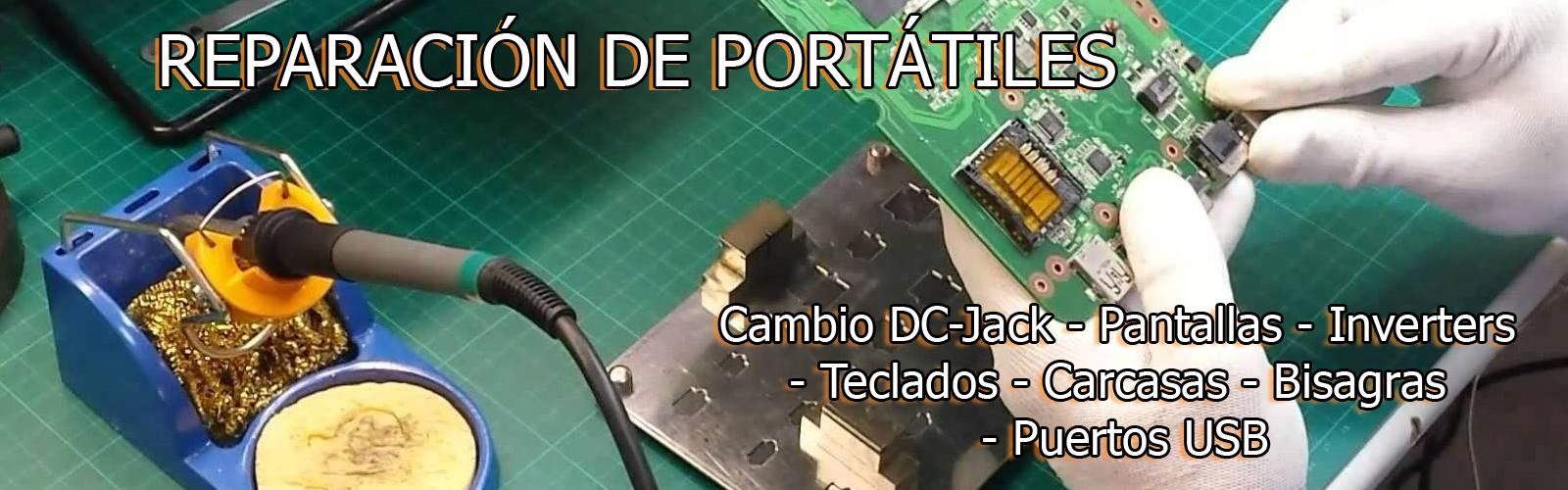 cambio dc-jack
